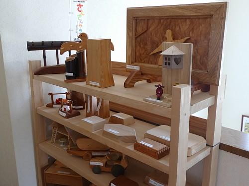 ジオラマ・木のおもちゃ・木工作品